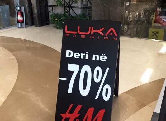 LUKA Fashion - Ring Center / Tirane